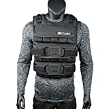 miR - 50LBS PRO (Long Style) Adjustable Weighted Vest