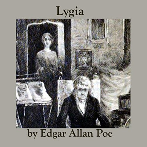 Ligeia audiobook cover art