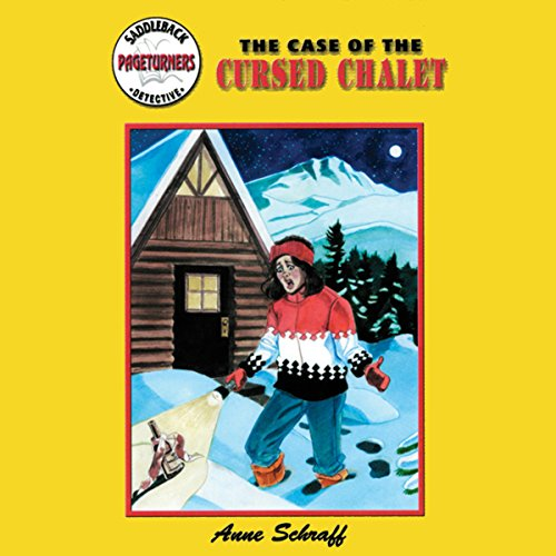 The Case of the Cursed Chalet audiobook cover art