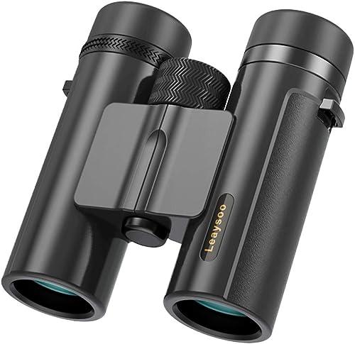 JSSFQK Télescope de qualité HD 10X26 - Camping Trekking Télescope léger et Compact - Anti-buée et imperméable Télescope