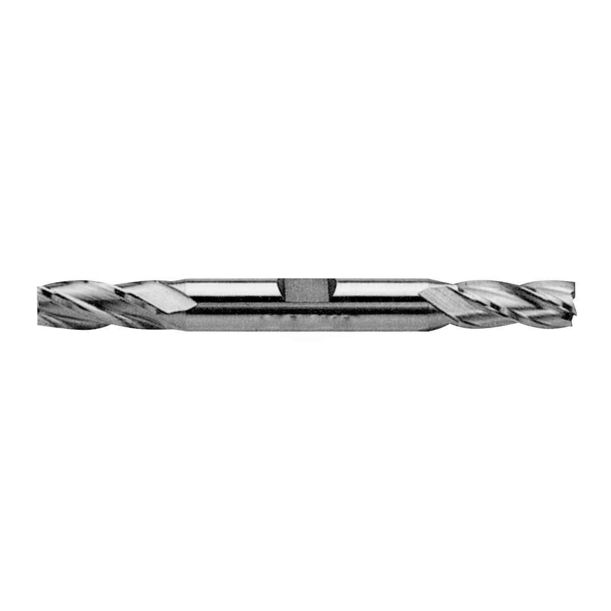 """End mill 3//4/""""x3//4/"""" 4 Flutes center cutting HSS grounded from sold stock"""