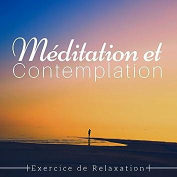 Méditation et Contemplation - Exercice de Relaxation, Musique Zen de Fond, Calme Intensive New Age