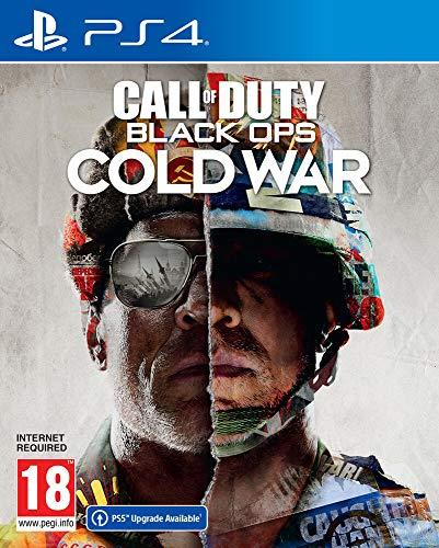 Call Of Duty: Black Ops Cold War (PS4) - Import [Importación francesa]