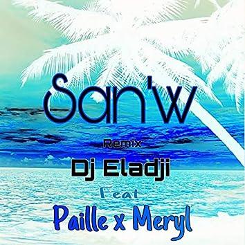 San'w (feat. Paille, Meryl) [Remix Zouk]