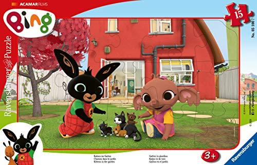 Ravensburger Puzzle - Bing Puzzle Incorniciati, 05100 7