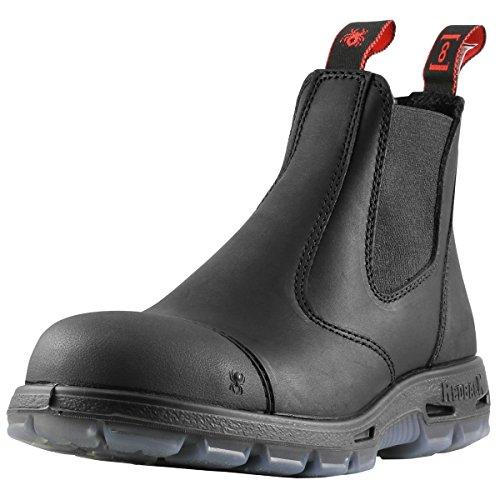"RedBack Boots USBBKSC ""Easy Escape"" Steel Toe Scuff Cap"