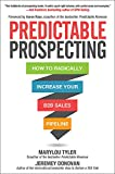Predictable Prospecting: How to Radically Increase Your B2B Sales Pipeline - Marylou Tyler