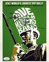 Dave Matthews Autographed Signed Memorabilia 8x10 Photo Certified Authentic JSA COA