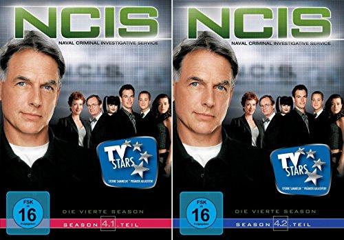Navy CIS - Season 4 (6 DVDs)