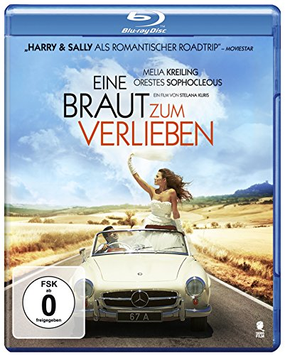 Eine Braut zum Verlieben [Blu-ray]