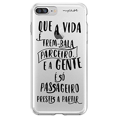 Capa para iPhone 7/8 Plus - Trem-Bala - Mycase