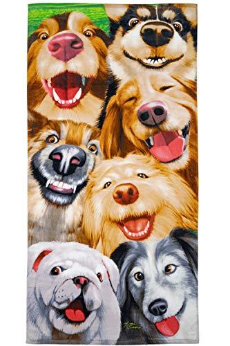 10 best beach towel dog print for 2021