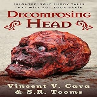 Decomposing Head cover art