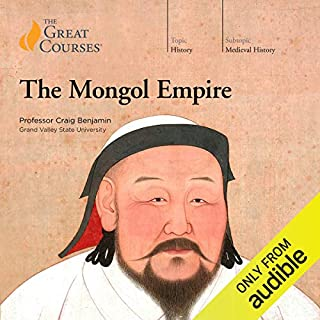 The Mongol Empire cover art