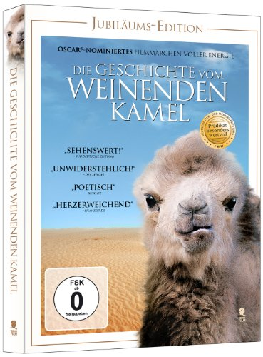 Die Geschichte vom weinenden Kamel - Jubiläums-Edition (Prädikat: Besonders wertvoll)