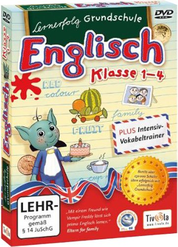 Tivola Publishing GmbH -  Lernerfolg Englisch