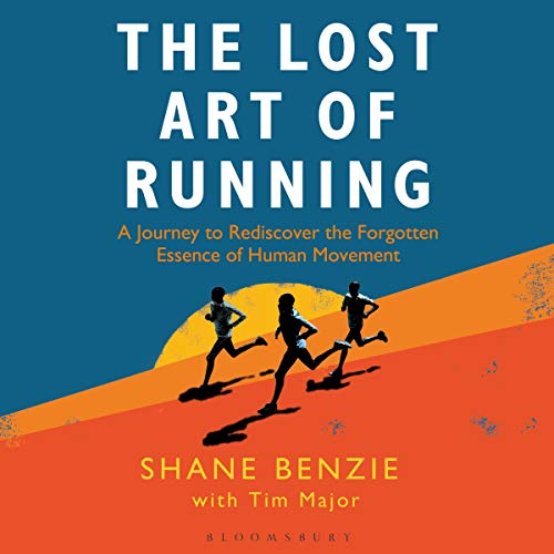 The Lost Art of Running cover art