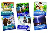 Oxford Reading Tree Explore with Biff, Chip and Kipper Level 7. Mixed Pack of 6