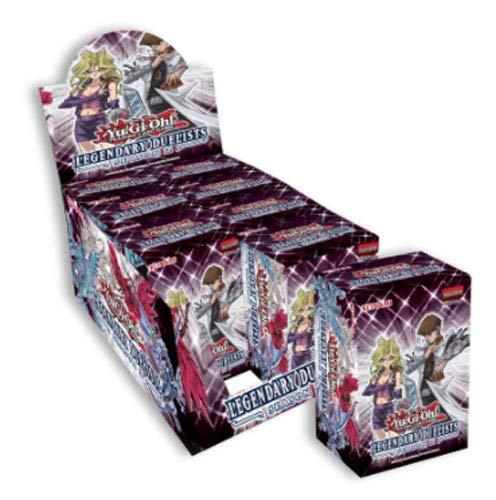 Yugioh Legendary Duelists Temporada 2 Booster Caja de exhibición: 8 minicajas