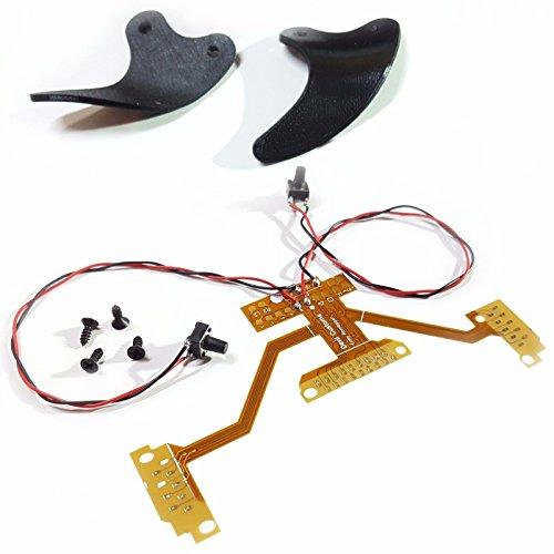 PS4 Controller Remapper | V2 | Remap Board *Keine Lötarbeiten/inkl. Shark Paddles* (Einbaufertig JDM 001-030)