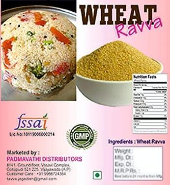 Pmw Godhuma Wheat Upma Rava (500 gm)