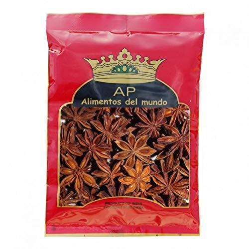 Asian Powers Anis Estrellado - Alimentos Del Mundo para Infusiones - 500 g