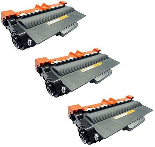 3 Toner Compatibili per Brother DCP-L5500 DCP-L6600 HL-L5000 HL-L5100 HL-L5200 HL-L6250 HL-L6300 HL-L6400 MFC-L5700 MFC-L5750 MFC-L6800 MFC-L6900 D/DN/DW/DWT/DWTT/DNT/DNTT | TN3480 8.000 Pagine