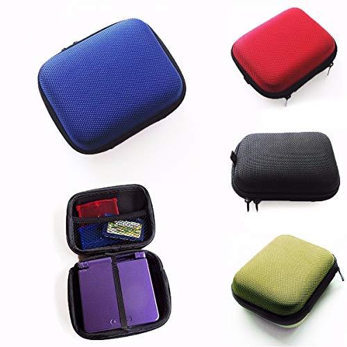 C-FUNN Anti-shock Anti-druk Hard Case Draagtas Beschermende Doos voor Nintendo Gameboy Advance SP GBA SP, Blauw
