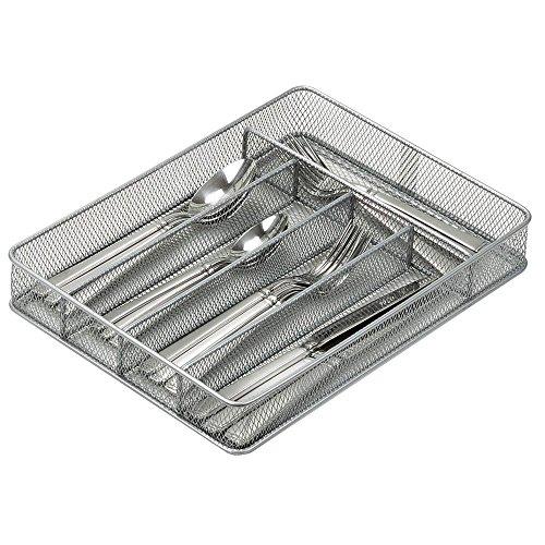 Honey-Can-Do Kch-02154 Cutlry Tray STL Mesh