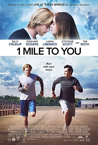 1 Mile To You Movie Poster 70 X 45 cm