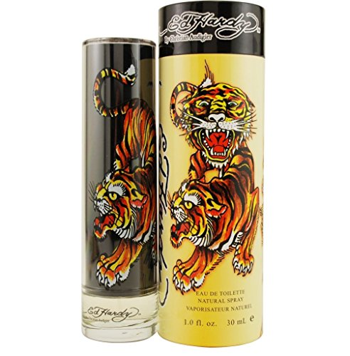 Ed Hardy Ed Hardy Men, Eau de Toilette, 30 ml 1er Pack(1 x 30 ml)