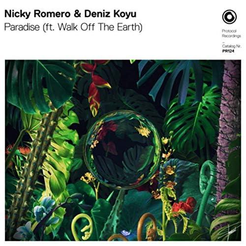 Nicky Romero & Deniz Koyu feat. Walk Off the Earth