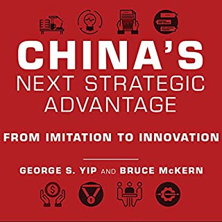 China's Next Strategic Advantage Titelbild