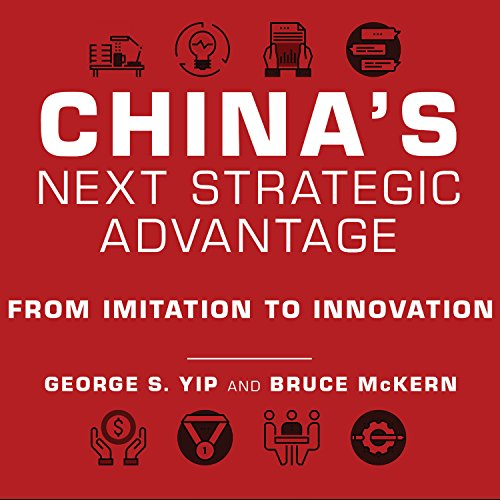 China's Next Strategic Advantage cover art