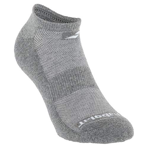 Babolat Calcetines Invisible 2P M Gris CHINÉ 5MS17361 249