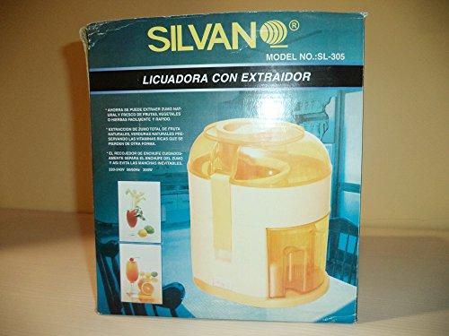 Licuadora de frutas. Potencia: 300 W.. Alimentación: 220/240 V.