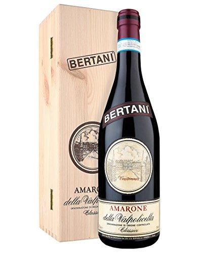 Amarone della Valpolicella Classico DOCG Bertani 2011 0,75 L Cassetta di legno