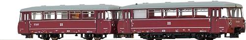 Brawa 64304 Verbrennungstriebwagen VT VB 171 DR mit Panoramascheibe