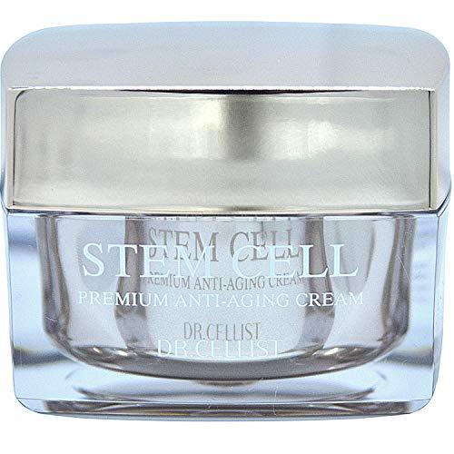 Premium Face Cream for Dry Skin Anti-Aging Hyaluronic Acid Shea Butter Glycerin, Night Cream Vitamin E, B3+ & Centella Asiatica 1.69
