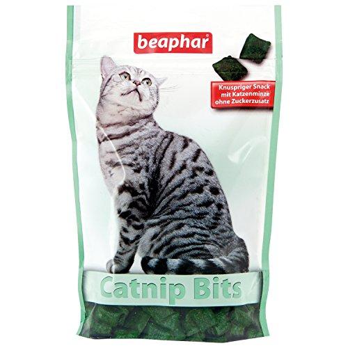 Beaphar Catnip bits Cat Treats Snack Bocaditos Gato 150G, 450 🔥