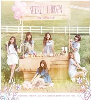 Apink - [SECRET GARDEN] 3rd Mini Album CD+Photo Book+1p Card Sealed a pink
