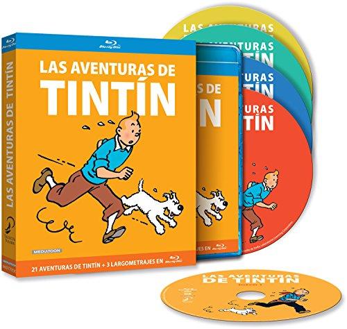 Las Aventuras De Tintin -...