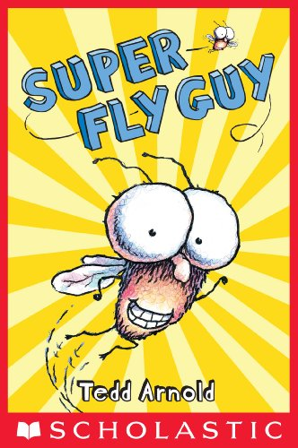 Super Fly Guy! (Fly Guy #2) (English Edition)