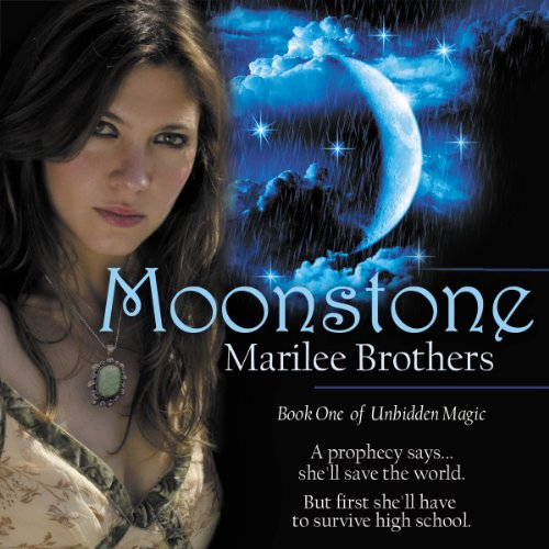 Moonstone audiobook cover art