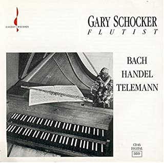 Plays Bach & Handel