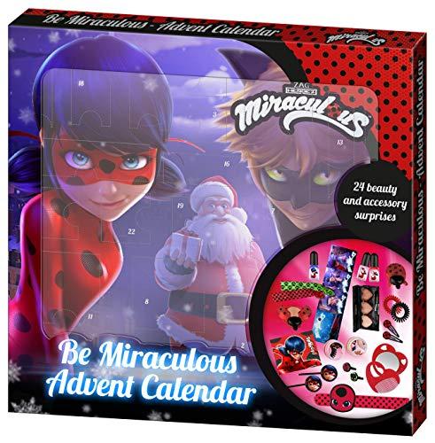 Miraculous Be Advent Calendar - Offizieller Beauty, 460 g