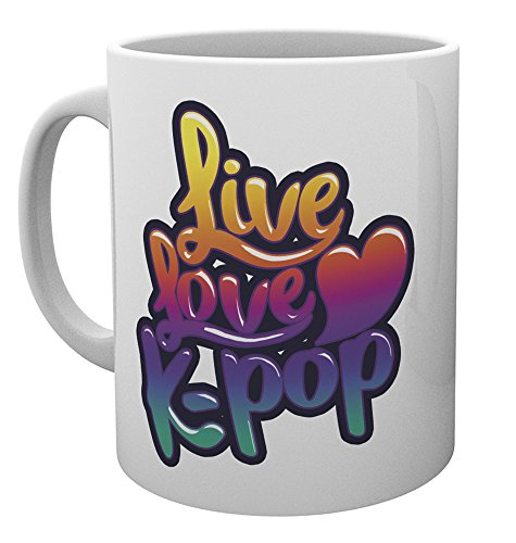 GB Eye, KPOP, Live Love, Taza