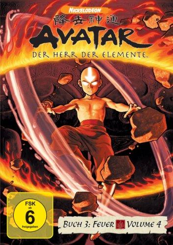 Avatar - Der Herr der Elemente - Buch 3: Feuer, Vol. 4