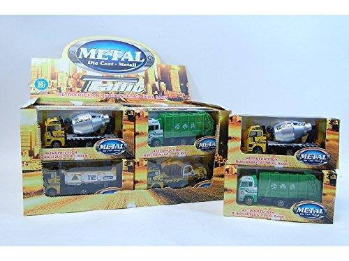 Camion métal
