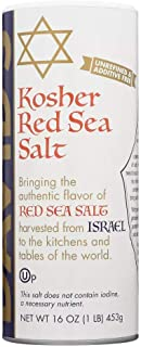 David's Kosher Red Sea Salt, 453 g